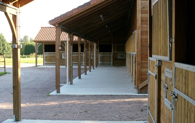 The stables of Brotonne €25